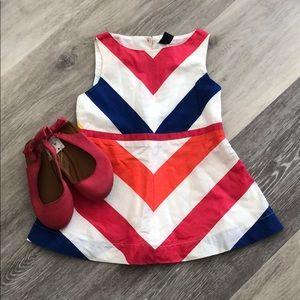 Gap top and shoes set